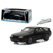 1989 Nissan Skyline GT-R (R32) Fast and Furious Fast 7 Movie (2015) 1/43... - $28.71