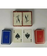 Kingsbridge Double Deck Playing Cards Monogrammed Playing Cards Gift Box - $12.19