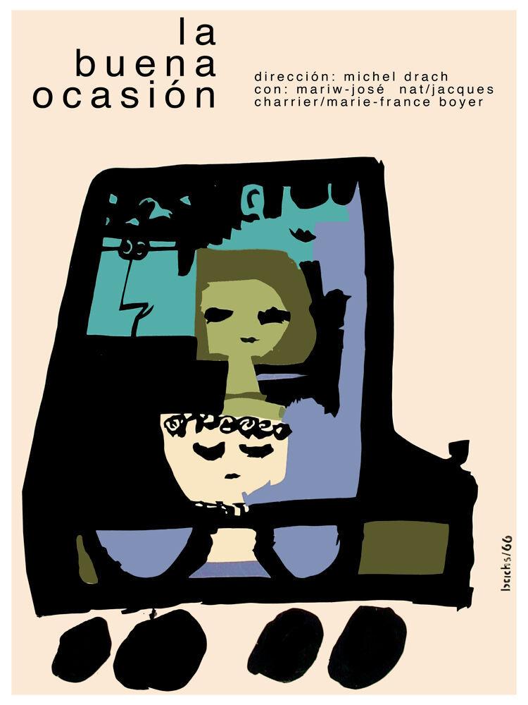 La buena ocasiåÑn film Decoration Poster.Graphic Art Interior design.3326 - $11.30 - $70.13