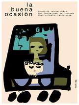 La buena ocasiåÑn film Decoration Poster.Room Art Interior design.3326 - $11.30+
