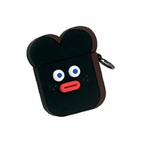Brunch Brother AirPods Protective Silicone Skin Cover Case (Burnt Toast)