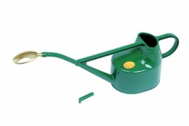 Bosmere Haws Deluxe Plastic Watering Can, 1.3-Gallon/5-Liter, Green - $65.69