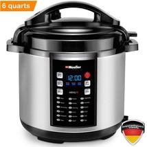 Mueller 9-in1 Pro Series 18 Smart Program Pressure Cooker | German Therm... - €67,51 EUR