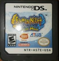 Nintendo DS Summon Night: Twin Age (Nintendo DS, 2008) - $17.33