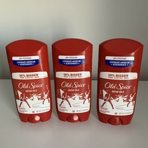 Lot of 3 Old Spice Guitar Solo Antiperspirant & Deodorant 3.4 Oz Expires... - $28.70