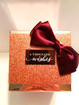 Bath And Body Works A Thousand Wishes Eau De Parfum Perfume 2.5 Oz Spray Bottle  - $140.00