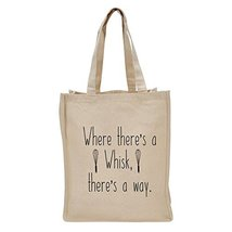 Where There's a Whisk - Tote Bag - $64.30