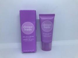 CLINIQUE Happy Gelato Cream for Hands Sugared Petals  (1oz/30mL) New In Box - $14.80