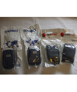 Lot 10 Mini Cell Phone Cases Mobo - $11.52