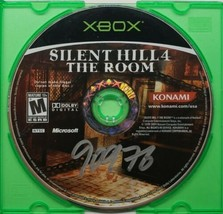 Silent Hill 4 The Room (Microsoft Xbox, 2004) Disc Only - $39.59