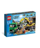 LEGO CITY Excavator Transport 4203 [New] Building Toy Set - $99.99