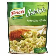 6 X Knorr Sidekicks Fettucine Alfredo Pasta 133g Each Canada -FRESH -Fas... - $25.39