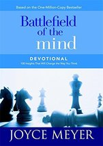 Battlefield of the Mind Devotional: 100 Insights That Will Change the Way You Th image 1