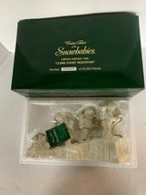 Dept 56 Winter Tales of Snowbabies CLIMB EVERY MOUNTAIN #68816 Limited E... - $30.00