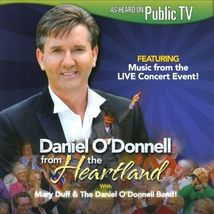 FROM THE HEARTLAND - CD by Daniel O'Donnell