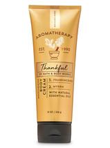 Bath & Body Works Aromatherapy Frankincense + Myrrh 8.0 Ounces Body Cream - $17.59