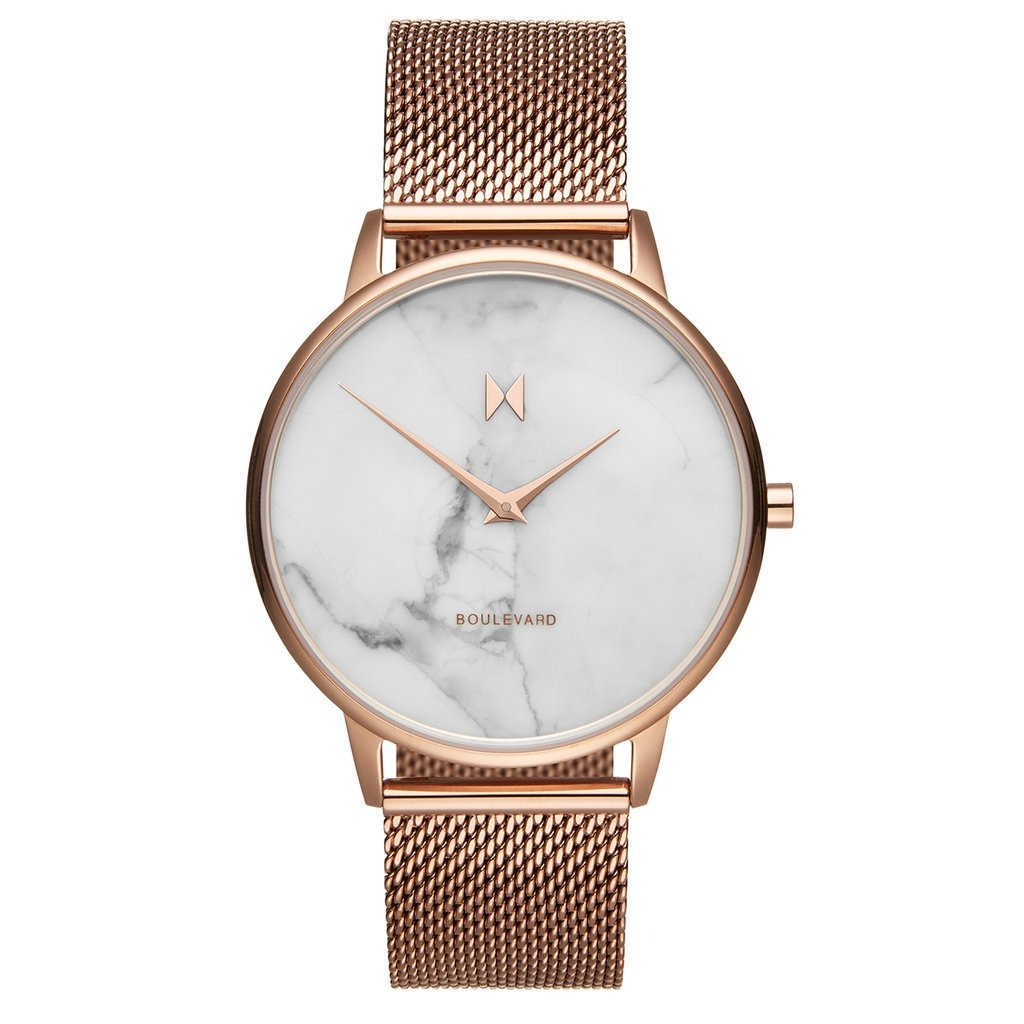 MVMT Watches | Women's | Malibu Marble Boulevard Series | 38mm | SALE