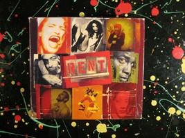 Rent Original Broadway Cast Recording OCR Stage Musical 2 Cassette Tape Set - $9.25