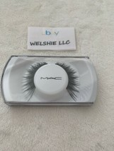 NEW Mac Cosmetics Eyelashes Black Lashes Case #70 - $13.00