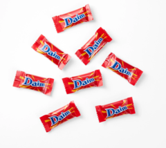 Marabou Daim Mini Chocolate Bars 200 gram to 1.8 KG Made in Sweden - $13.85+