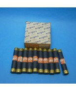 Cefco CRS40 One-time Fuse Class K5 & H 40 Amps 600 VAC NOS40 Qty 10 New - $49.99