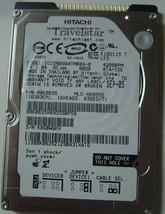 """NEW IBM IC25N080ATMR04-0 80GB 2.5"""" 9.5mm IDE 44PIN Drive Tested Free USA Ship"""