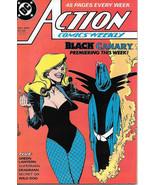 Action Comics Comic Book #609 Superman DC Comics 1988 NEAR MINT NEW UNREAD - $4.99