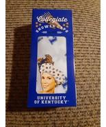 University of Kentucky Collegiate Shower Cap - Nylon Exterior PEVA Water... - $11.75