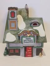 Dept. 56 North Pole Series Santa's Bell Repair l995 For Village Display - $22.72