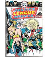Justice League of America Comic Book #128, DC Comics 1976 VERY FINE- - $14.49