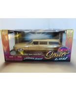 JADA - 1964 Chevy Impala Station Wagon - (Lowrider Series) Gold 1:24 - New - $103.91