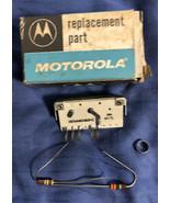 New Old Stock Motorola Replacement Radio Part #18D66401A02-C in Original... - $8.90