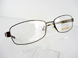 beb1aaf7e22 Tory Burch TY 1018 (104) Brown Havana 51 x 16 135 mm Eyeglass Frames