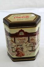 Oblong Coca Cola advertising collectible tin - $10.00