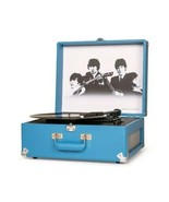 New old style 1964 BEATLES Anthology Bluetooth Crosley 3 speed record pl... - $169.99