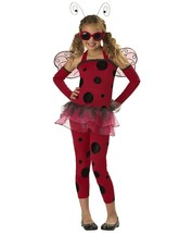 Lovable Lady Love Bug Child Halloween Costume Girl's Size X-SMALL 4-6 - $24.89