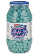Herr's Cotton Candy Balls - Crunchy And Sweet Cotton Candy Balls—18oz Ba... - $29.99