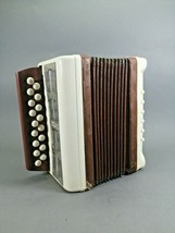 Vintage children's toy accordion. 1960s musical instrument. Free - $67.32