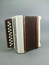 Vintage children's toy accordion. 1960s musical instrument. Free - $67.32
