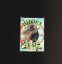 2000-01 Topps Hidden Gems #HG10 Allan Houston New York Knicks - $1.00