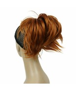 Adjustable Messy Style Ponytail Hair Extension Synthetic Hair-Piece w/ J... - $11.95