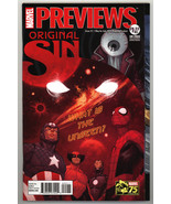 Marvel Previews #22 - May 2014 - $2.69