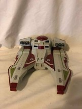 Action Figure Star Wars Clone Wars Republic Tank Hasbro 2010 - $22.52
