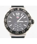 Tag Heuer Men's Formula Quartz Watch w/ Rubber tag Heuer Band WAU-1110 - $1,054.07
