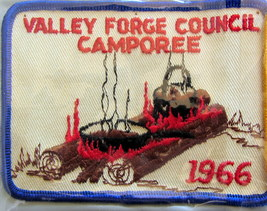 BOY SCOUT 1966 Valley Forge Camporee - $11.48