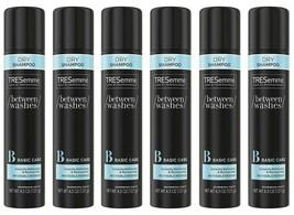 6 Pack of TRESemmé Dry SHAMPOO For Brittle Dry Hair 4.3oz each No Residu... - $35.36