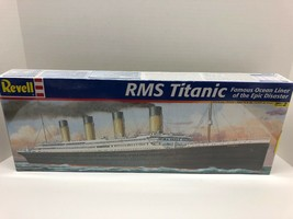Revell RMS Titanic Model Ship Ocean Liner 1:570 Scale Skill Level 2 85-0... - $37.83