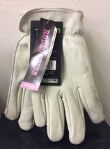 BDG 20-9-376-8 Winter Lined Rodeo Queen Leather Roper Glove, Large - $7.50