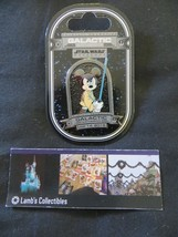 Disney Parks Galactic Gathering Jedi Mickey Mouse Star Wars Weekends 201... - $75.24