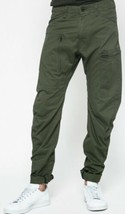 G Star RAW Powel 3D Tapered Cargo Pants, Forest Night, Size W31/L30 BNWT... - $99.75